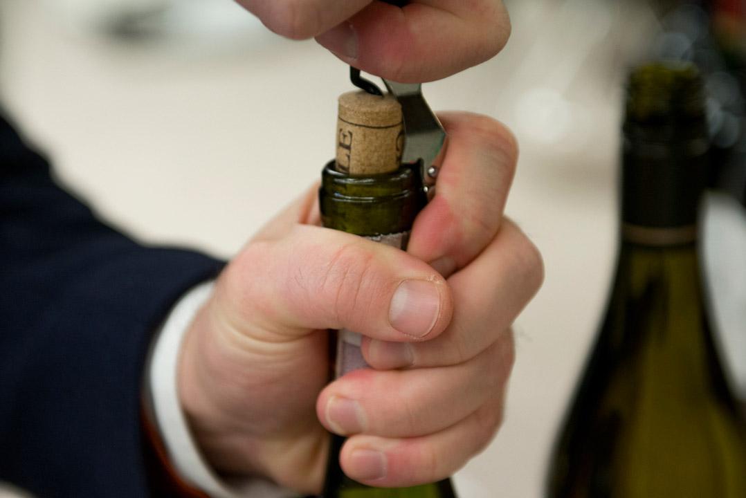 Kurs WSET Level 1 - serwis wina
