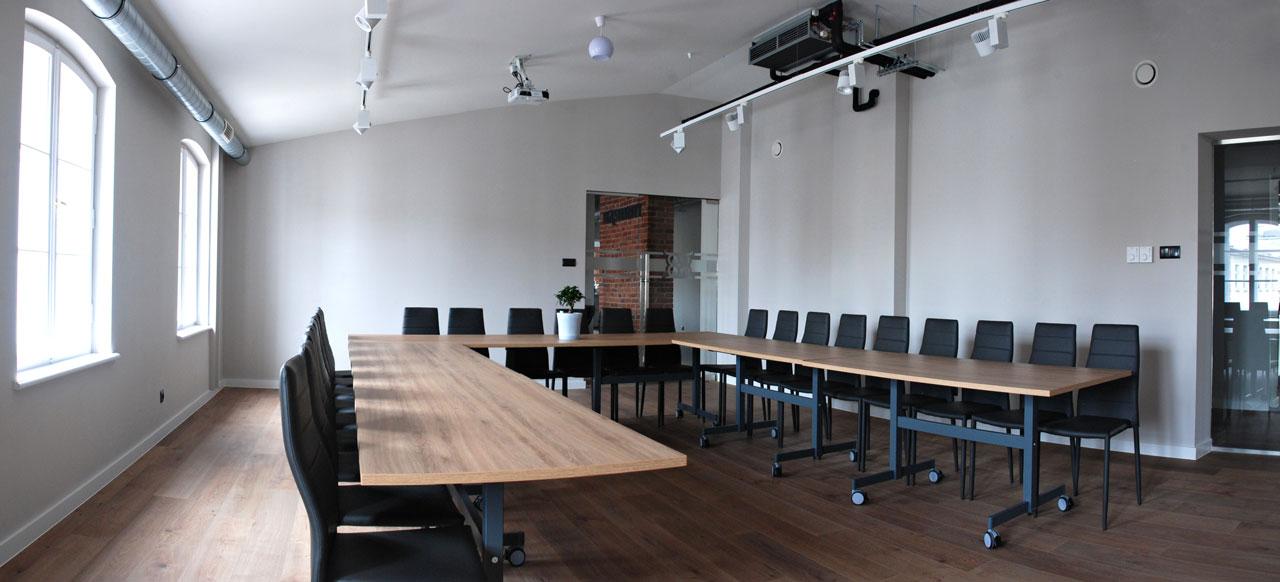 Ashanti - sala szkoleniowa konferencyjna