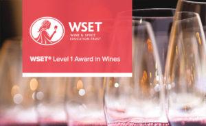 Kurs WSET Level 1