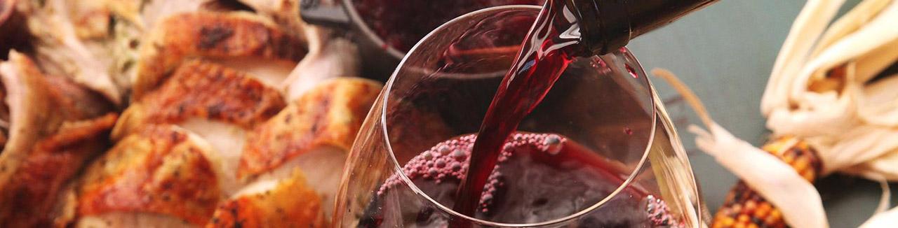 Łączenie wina z potrawami - warsztaty