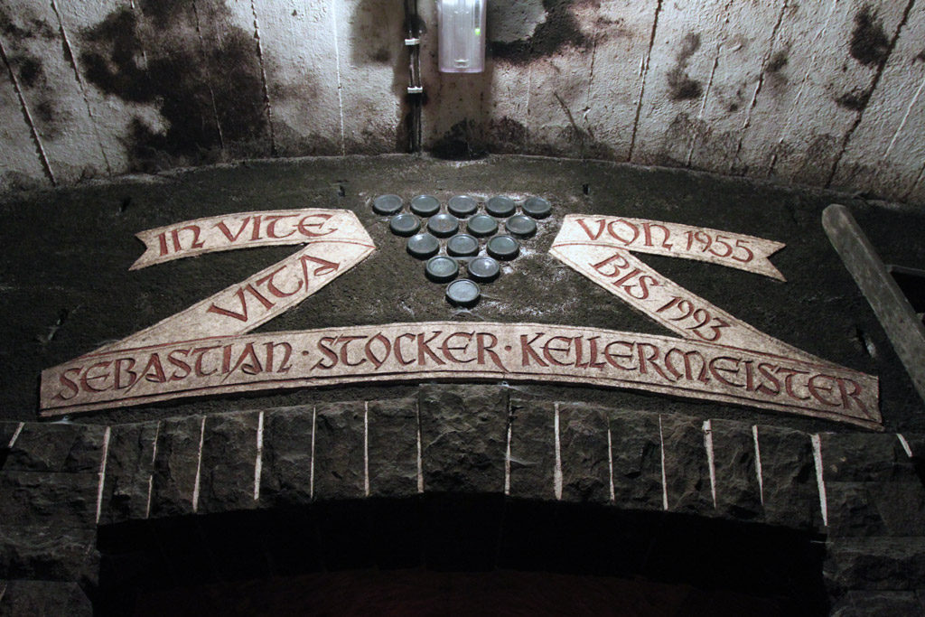 Piwnica na wino - Terlan - Alto Adige