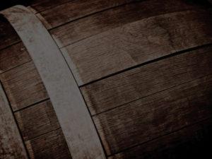 Polish Wine Academy - fragment beczki do wina