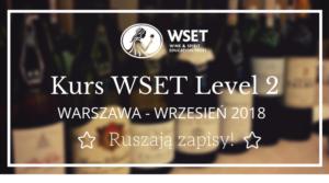 Kurs WSET Warszawa